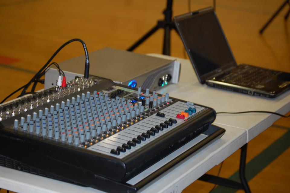 DJ Table